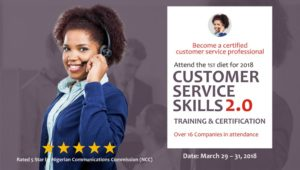customer service skills training programme
